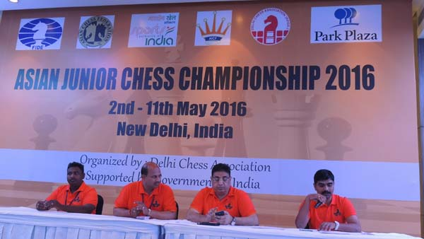 The chess games of Babu M R Lalith